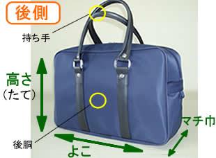 9b8108cee768 鞄の「部位」と「名称」:株式会社小山鞄製は、学生鞄・指定鞄の専業 ...